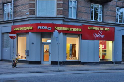 55150423a7 ADLO - Sikkerhedsdøre Aps København